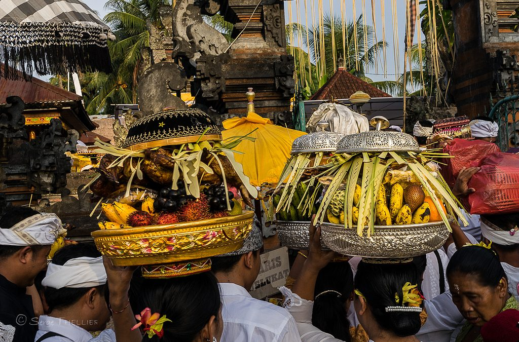Indonesian Food And Culture in Bali