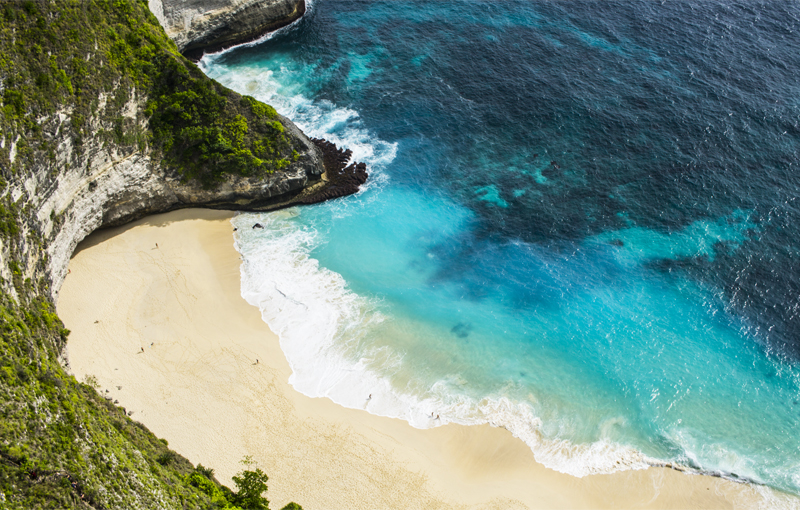 most popular bali beaches